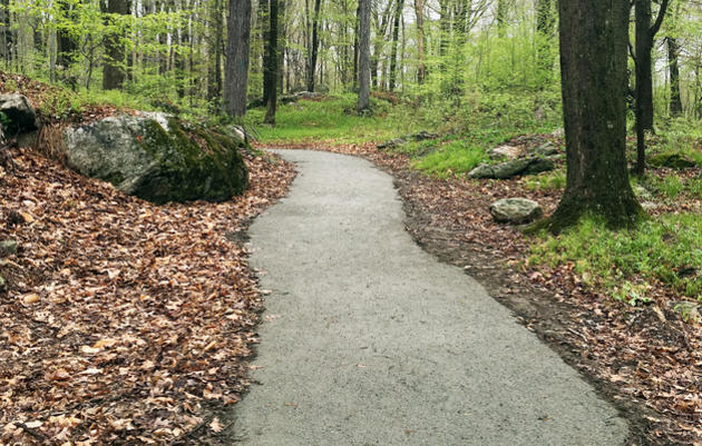 Accessibility at Greenwich Audubon Center