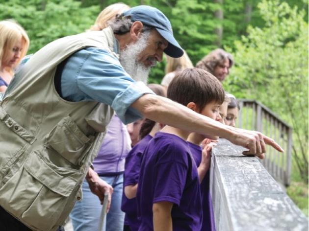 Celebrating 43 Years of Nature Education with Ted Gilman